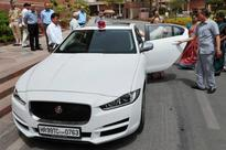 Why riding in a Jaguar is no longer taboo for an Indian politician