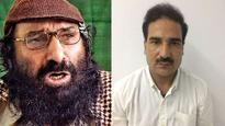 Hizbul chief Syed Salahuddin's son Shahid Yousuf suspended from J&K government job