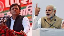 Akhilesh nirash kar diya, paanch saal mein UP ko vinash kar diya: PM Modi