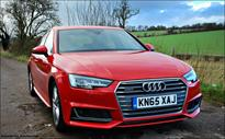 Revved Up: All aboard the new A4