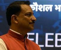 Rajiv Pratap Rudy slams Kanhaiya Kumar, calls him 'an aberration'