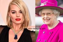 Whoa ! Margot Robbie takes up a Royal role