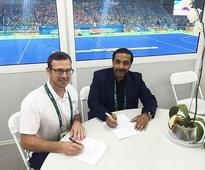Asian Hockey Federation signs agreement with International Sports Relations Academy