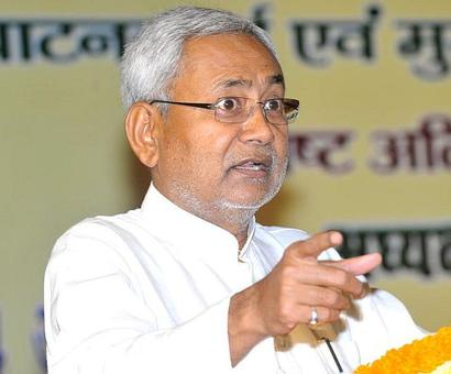 What Nitish said about BJP in the past