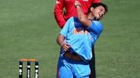 India Red firm up advantage after Kuldeep's maiden five-for