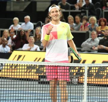 Moselle Open: France's Pouille claims first ATP title