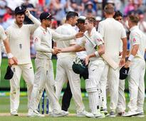 Smith hits ton as fourth Ashes Test ends in draw