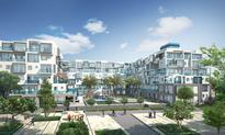 Grecian 'white and blue' for Dubai MotorCity's Oia Residences