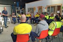 Russell-Smith workers 'frustrated, betrayed' after collapse