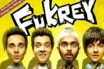 Fukrey guys at Google Office