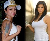 Watch: Rapper Hard Kaur loudly abused Sunny Leone at public event