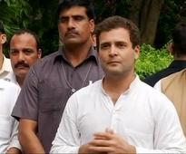 Rahul Gandhi expresses grief over soldiers' death in Siachen avalanche