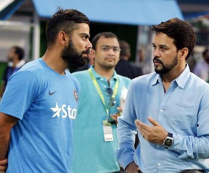 Is Kohli unreasonable target in Kumble controversy?