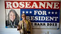 Roseanne Barr Talks Presidential Bid, America's Greatness