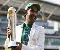 Sarfraz Ahmed Named Captain of ICC Team of Champions Trophy