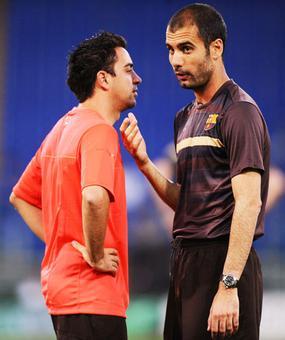 Guardiola will change the face of English football: Xavi