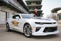 Roger Penske to Pilot 2017 Camaro SS Pace Car at the 100th Indianapolis 500!
