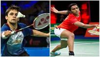Korea Super Series: PV Sindhu, Kashyap, Praneeth to play second round today