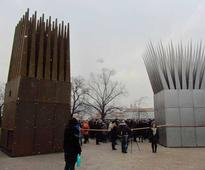 New Jan Palach monument unveiled