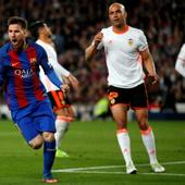 WATCH | La Liga: Messi at double as Barca beat Valencia, Atletico see off stuttering Sevilla