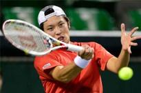 Japan lead S Korea 2-0 in Davis Cup tie
