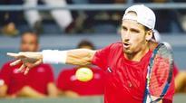 Davis Cup: Feliciano Lopez puts Spain ahead