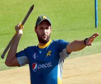 Injured Shahid Afridi out of PSL final