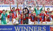 Reds capture J. League Cup