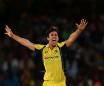 Mitchell Marsh the unlikely hero as Australia beat West Indies in tri-series final
