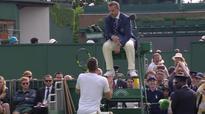 Wimbledon 2016: Troicki in 'you're an idiot' rant