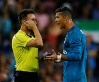 Spanish Super Cup: Real Madrid's Cristiano Ronaldo cries 'persecution' after appeal against 5