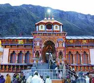 Badrinath Temple portals reopened after six months