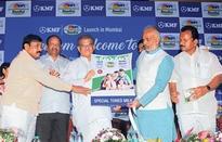 KMF launches Nandini Milk and Milk Products in Mumbai
