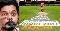 Sreesanth criticises move to hold ODI at Kaloor stadium