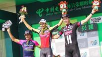 Wilier Triestina's Andriato wins Tour of Hainan opener
