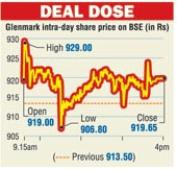 Glenmark, US firm ink pact