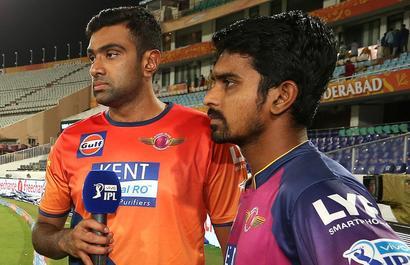 Meet Pune Supergiants' two Ashwins