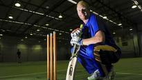 Jason Floros trades Big Bash League for indoor cricket in ACT family reunion