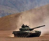 Third regiment of T-72 tanks to be moved to Ladakh soon