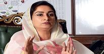 Harsimrat Kaur may visit Japan to woo investors