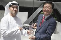 Enec signs support services deal with Korea firm
