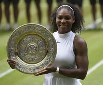 No denying Serena this time as she equals Graf's record