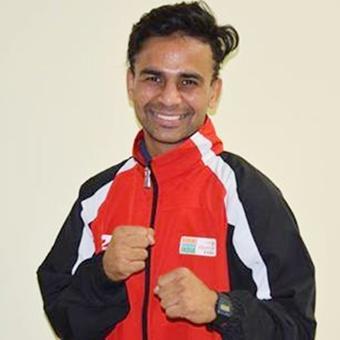Bidhuri settles for bronze in World boxing