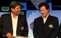 Imran Khan for resumption of Indo-Pak cricket series