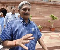 Parrikar to meet French counterpart in Singapore