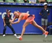 Navarro, Kvitova, Cibulkova stunned in second round