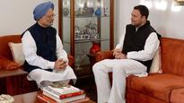 Rahul is Congress' darling, will carry forward great traditions of party: Manmohan Singh