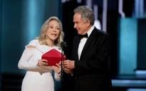 Faye Dunaway on Oscars blunder: 'It wasn't Warren's fault'