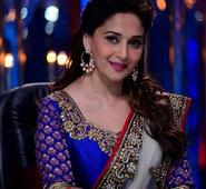 OHHH! Madhuri Dixit admitted in hospital!