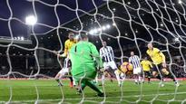West Brom up to sixth after victory over Watford